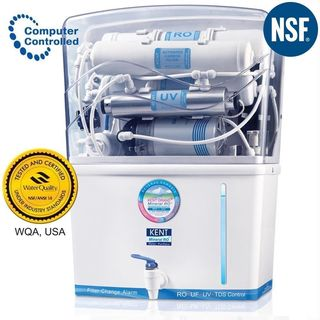 Kent Grand Plus 15 L RO, UV, UF And TDS Controller Water Purifier