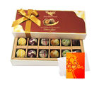 Chocolate For My Friend With Love Card - Chocholik Belgium Chocolates