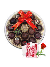 Artistry Collection Of Chocolates With Love Card A...
