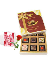 Everlasting Chocolate Collection With Love Card An...