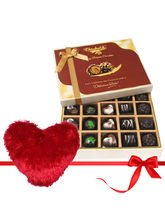 Maison Selection Of Dark And Milk Chocolate Box Wi...