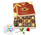 Chocholik Gifts For Her Or Him A Beautiful Gift Combo Pack To Express Your Sweet Friendship Chocholik Belgium Chocolates (CH3101_ RC)