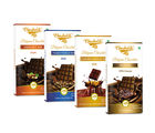 Chocholik Chocolates Luscious Chocolate Bars Luxury Belgium Chocolates (CH4017)