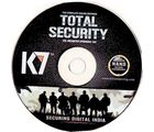 K7 Total Security 2015 1User Installation CD & Serial Key, 1 year