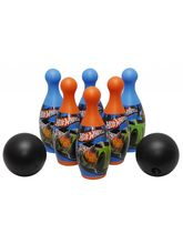 Fun Factory Bowling Set 6 Pin In Pouch-33, Multico...
