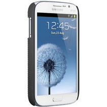 Amzer 95513 Shellster   Black for Samsung GALAXY Grand Duos GT I9082, Samsung GALAXY Grand GT I9080