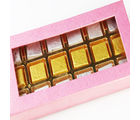 Ghasitarams Pink Assorted Chocolate Box