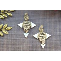 Sakshi's Stylish Earrings