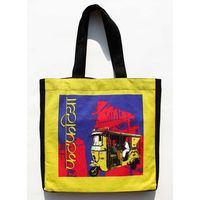 Yellow Taxi Tote Bag