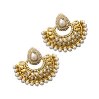 Beautiful Pearl Earrings Look a Like Ram Leela