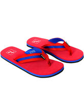 Levitate Men Slipper LVTFF3010, red blue, 10