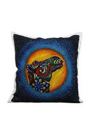 Colorful Camel Cushion Cover