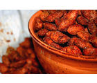 BARBEQUE ALMONDS, 400