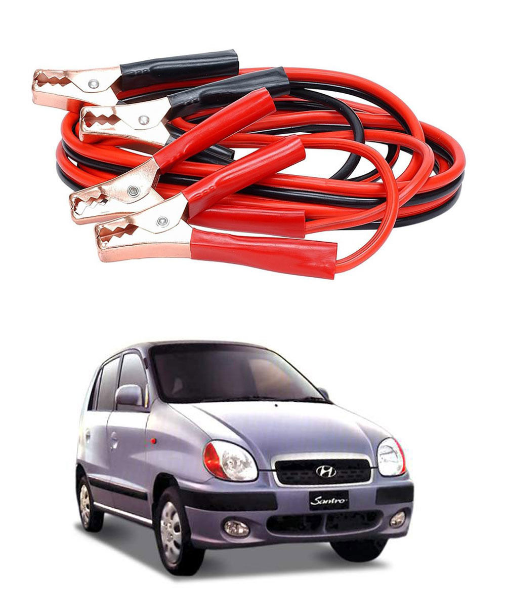 Black Eagle Jumper Cable For Hyundai Santro Old