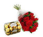 Gifts valley Charming 18 Roses
