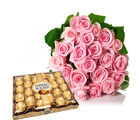 Gifts valley Dazzling Grand Chocolates Combo