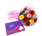 Gifts valley Colorful Roses Celebration-VL