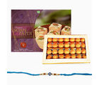 Giftacrossindia Sweets And Rakhi Express Combo (GAIR2016069)