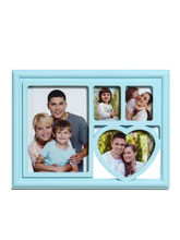 Aapno Rajasthan Cute Sky Blue Collage Photo Frame,...