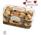 Aapno Rajasthan 16 Pc Ferrero Rocher With Love Expressions