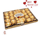 Aapno Rajasthan 24 Pc Ferrero Rocher With Love Expressions