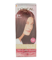LOREAL PARIS EXCELLENCE HAIR COLOR SHADE NO 3-16 BURGUNDY