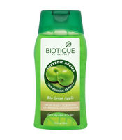 BIOTIQUE BIO GREEN APPLE FRESH DAILY PURIFYING SHAMPOO AND CONDITIONER 200 ML