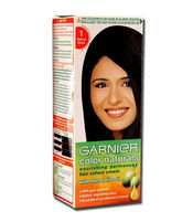 GARNIER COLOR NATURALS SINGLE USE HAIR COLOR 1 NATURAL BLACK