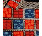Little India Sanganeri Designer Home Furnishing Print Cotton Double Bed Sheet-DLM6DBS335, multicolor