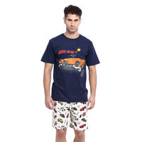 Drive Away - Tee & Shorts Set, s