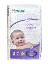 Himalaya Baby Diapers Small - Pack of 3, 28 pcs