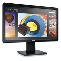 Dell E1914H HD Monitor,  black, 18.5