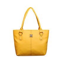 FOSTELO GOLDEN YELLOW MESSENGER HANDBAG