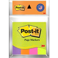3M Post-it Page Markers (3 inches, 4 pcs)
