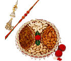 Creativity Centre Bhaiya Bhabhi Hamper With Assorted Dry Fruits (CR138)