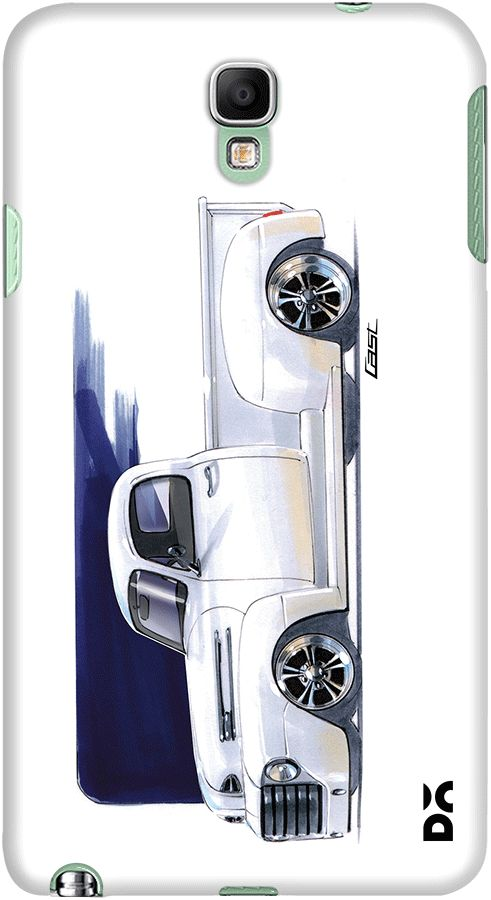 DailyObjects Ford F1 Pickup 1948 Case For Samsung Galaxy Note 3 Neo