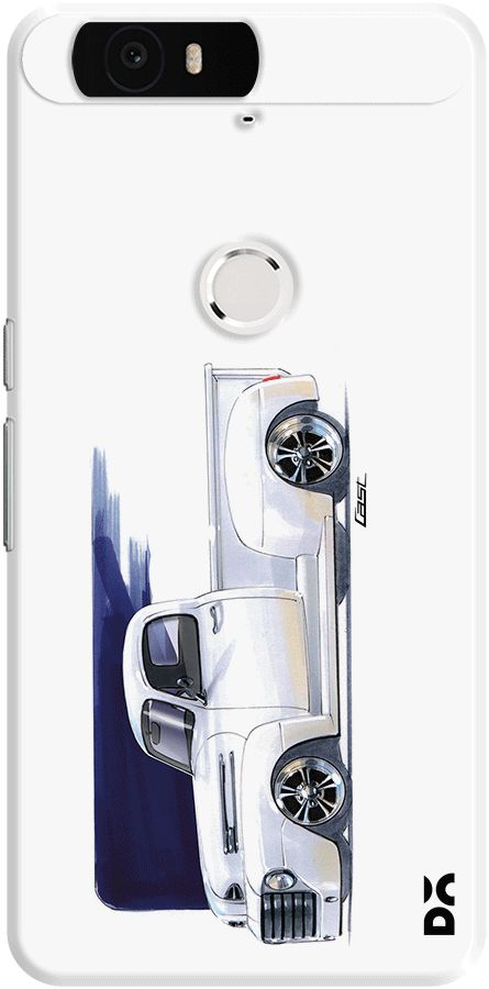 DailyObjects Ford F1 Pickup 1948 Case For Huawei Nexus 6P