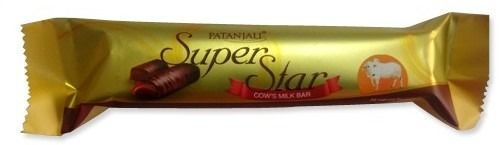 Patanjali Super Star Cow's Milk Bar Chocolate (SE003)