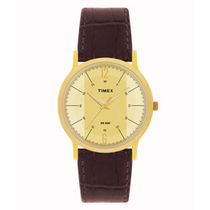 Timex Champagne Multi color Dial Watch for Men
