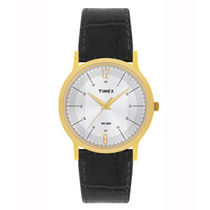 Timex Analog Watch   For Men (Black)