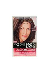 LOreal Paris Excellence Natural Light Brown 6 Hair...