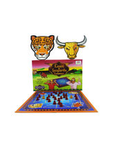 Cow & Leopards Traditional Indian Board Game