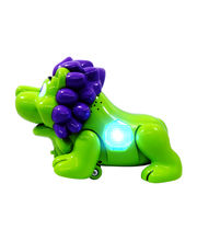LION HAPPY LION BATTERY OPERATED WALKING, DANCING & MUSICAL LION ANIMAL GIFT TOY
