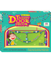 Make Your Own Trendy Door Dé Cor, Art & Creativity Toys For Kids Girls Toys