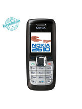 Nokia 2610, Black And White