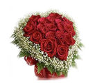 BAF 25 Romantic Roses Heart Gift, free shipping