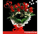 BAF Valentine Midnight Wishes Gift, midnight delivery