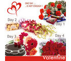 BAF 4 Days Valentine - One day is not enough Gift, midnight delivery