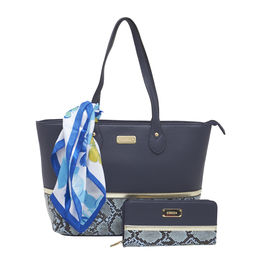ESBEDA Ladies Handbag G-128,  blue