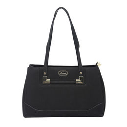 ESBEDA LADIES HANDBAG 18746,  black